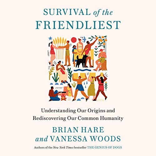 Survival of the Friendliest  By  cover art