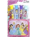 Disney Princess 1599022E - Juego de pintalabios (4 unidades), diseño de princesas Disney