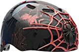 BELL Spider-Man MS 3D Web-Slinger Casco, Infantil, Multi Coloured, 50-54 cm