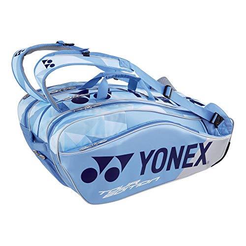 YONEX Pro Thermobag 9er Klassische Sporttaschen, hellblau, 10-12 Tennisschläger