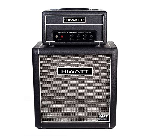 Hiwatt T-10 Head Verstärker, Schwarz