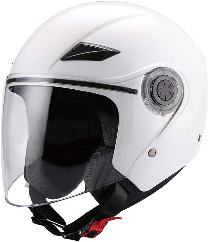 Jethelm Helm Motorradhelm Rallox 702 Weiß Mit Langvisier Größe L Auto