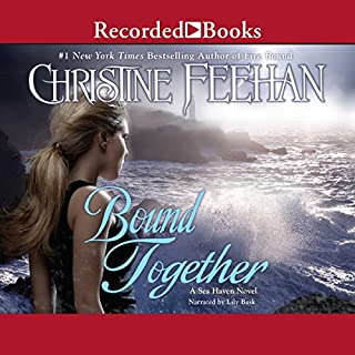 Bound Together     Sea Haven, Book 6              By:                                                                                                                                 Christine Feehan                               Narrated by:                                                                                                                                 Lily Bask                      Length: 13 hrs and 52 mins     664 ratings     Overall 4.7
