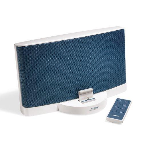 Bose 310583-1930 Azul Acoplamiento Altavoz - Altavoces (3,5 mm, iPod, iPhone, Azul, Digital, Corriente alterna, 304,8 mm)
