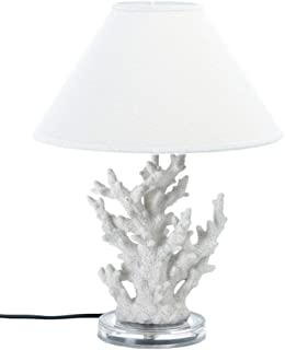 VERDUGO GIFT 10015678 57071182 Undersea Table LAMP, Cream