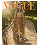Vogue UK ( BRITISH ) March 2021 - Angelina Jolie cover - please note - any one cover will be shipped