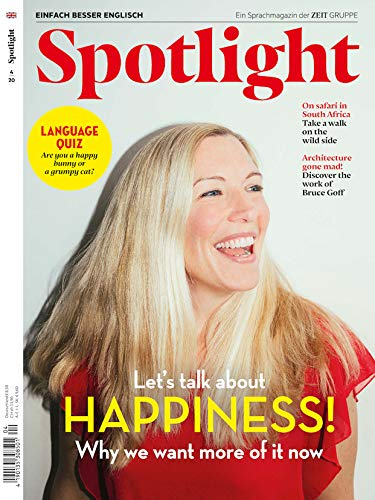 Spotlight - Englisch lernen 4/2020