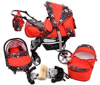 Sportive X2 - Sistema de viaje 3 en 1, silla de paseo,