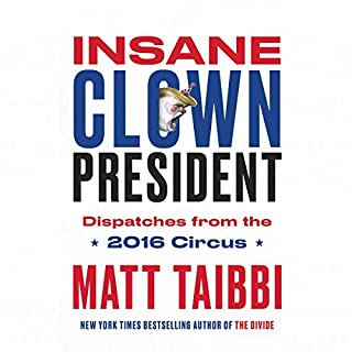 Insane Clown President cover art