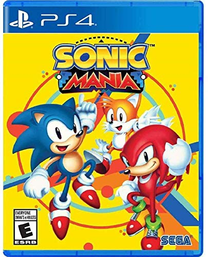 Sonic Mania PS4