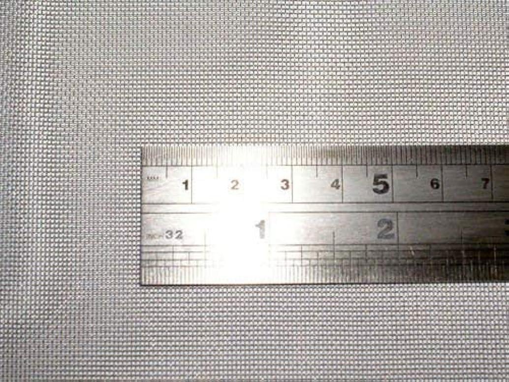 聴覚かもめ時期尚早産業用金網 ステンレス平織金網 線径250μm:30メッシュ 開目0.6[幅300mm×高600mm] (1)
