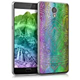 kwmobile TPU Silicone Case Compatible with Lenovo P2 -