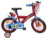 Eden-Bikes Paw Patrol Kinderfahrrad Jungen, Mehrfarbig, 14 Zoll