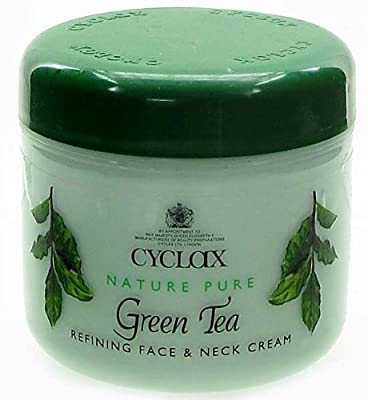 Cyclax Green Tea Refining Face and Neck Cream, 300ml