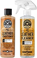 ChemicalGuys SPI_109_16 Leather Cleaner & Conditioner Complete Leather Care Kit (16 oz) (2 Pack)
