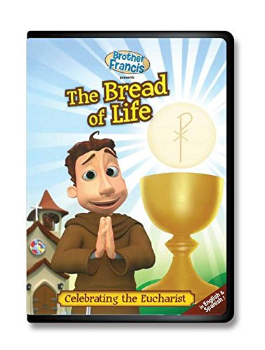 Brother Francis-The Bread of Life DVD-Roman Catholic Eucharist-Holy Eucharist- The last Supper with Catholic Churches-Children's Songs-Catholic Answers-First Communion