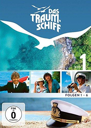 Das Traumschiff 1 [3 DVDs]