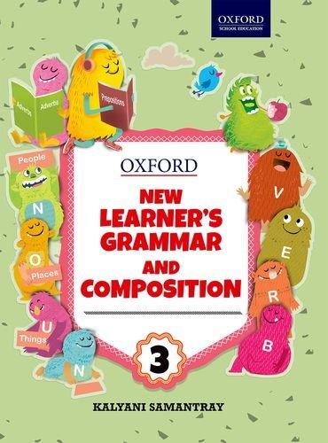 New Learner's Grammar & Composition Class 3