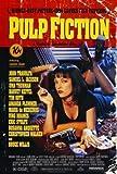 Pulp Fiction - Samuel L Jackson – Film Poster Plakat