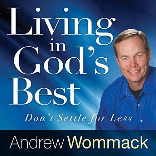 Living in God's Best audiobook cover art