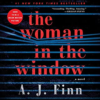 The Woman in the Window     A Novel              By:                                                                                                                                 A. J. Finn                               Narrated by:                                                                                                                                 Ann Marie Lee                      Length: 13 hrs and 42 mins     21,626 ratings     Overall 4.1