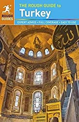 turkey travel guide, rough guides guidebook