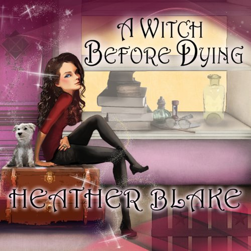 A Witch Before Dying     Wishcraft Mystery, Book 2              By:                                                                                                                                 Heather Blake                               Narrated by:                                                                                                                                 Coleen Marlo                      Length: 8 hrs and 2 mins     498 ratings     Overall 4.5