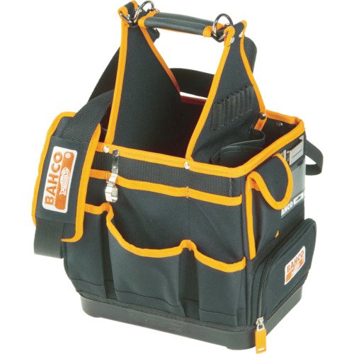 Bahco 12'Electrician Bag-Hard Bottom 4750FB3-12