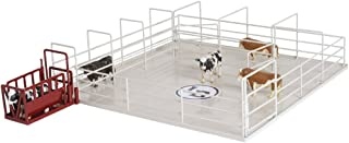 Little Buster Toys Cattle Corral - Big 2 Foot by 2 Foot Corral, 1/16th Scale