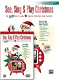 See, Sing & Play Christmas: The Easiest Way to Learn 7 Essential Christmas Songs on Guitar, Book & DVD