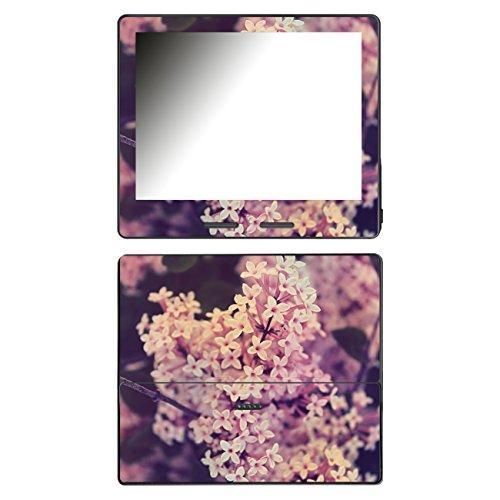 'Pellicola Disagu Design SF 107162_ 1062per Amazon Kindle Oasis, motivo'Nano lilla 01, Trasparente