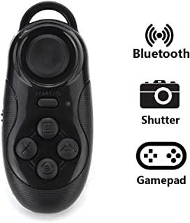 VR Headset Remote Controller Wireless Multifunctional Bluetooth Remote Control Gamepad For BlitzWolf VR Glasses Compatible With IOS or Android Smart phones