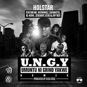 Umuntu Ni Grind Yakwe (Remix)