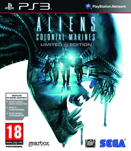 Aliens: Colonial Marines Limited Edition [Importación Alemana]