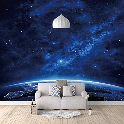 Hermosos Mural de pared 200(Ancho) X140(Alto) Cm 3D Papel Pintado fotos horizonte...