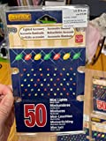 Lemax Village Collection Accessory, 50 Mini Lights...