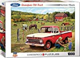 EuroGraphics Grandpa's Old Truck (1965 Ford F-100) by Greg Girdano 1000-Piece Puzzle, 19.25' x 26.5'