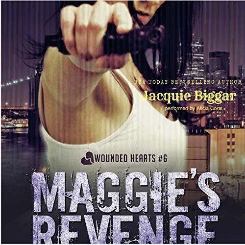 Maggie's Revenge cover art