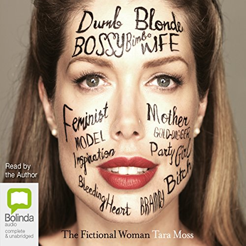 The Fictional Woman audiobook cover art