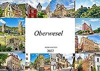 Oberwesel Impressionen (Wandkalender 2022 DIN A2 quer): Die Stadt Oberwesel festgehalten auf zwoelf einmalig wunderschoenen Bildern (Monatskalender, 14 Seiten )