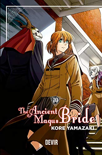 The Ancient Magus Bride: Volume 10