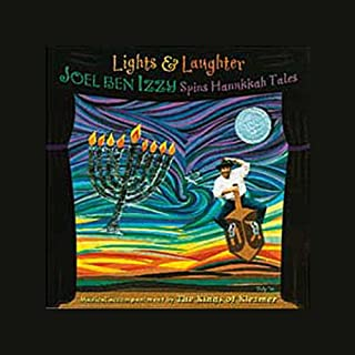Lights & Laughter audiobook cover art