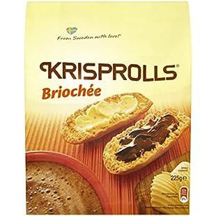 Pagen Krisproll Brioche, 225 g:Interoot
