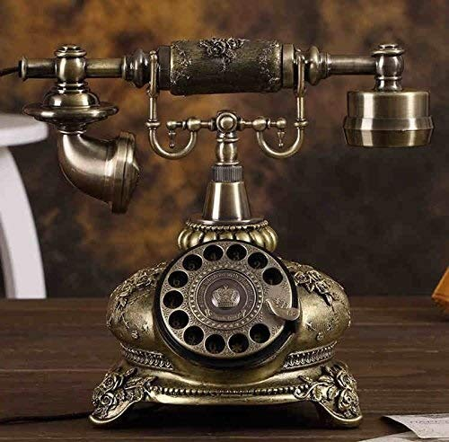 YDS SHOP Retro Fashion mobiele telefoon platenspeler creatieve home vaste telefoon