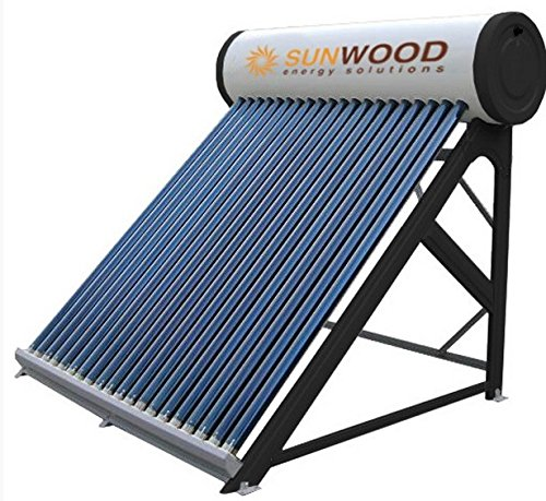 System Thermo Solar A Freizügigkeit Natur TP SUNWOOD Natural HP CPC 250LT 4qm