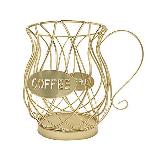 favourall Nespresso Kaffee Kapselhalter Eisen Kapsel Aufbewahrungkorb, Dolce Gusto Cafissimo Nespresso Kapselhalter Küchen Kaffee Dispenser Von Kaffeekapseln