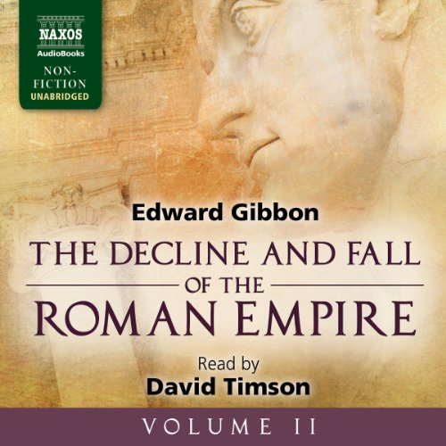 The Decline and Fall of the Roman Empire, Volume II cover art