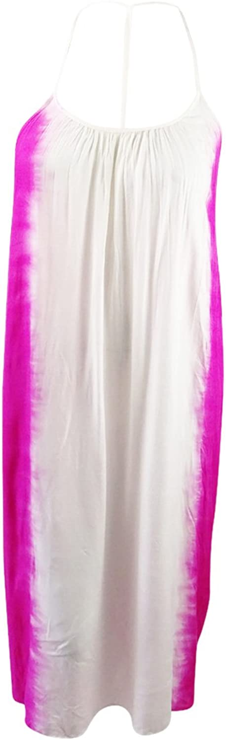 Raviya TieDyed Maxi CoverUp Dress