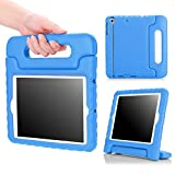 MoKo Funda para iPad Mini 3/2 / 1 - Shock Proof Material EVA Lightweight Kids Protector Cover Case con Manija para Apple iPad Mini3 / Mini2 / Mini1 7.9 Pulgadas Tableta, Azul