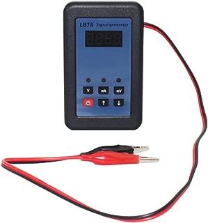 Resistance Current Voltage Meter Voltmeter Signal Generator Source Process Calibrator LCD Display 4-20mA/0-10V/mV (LB78)